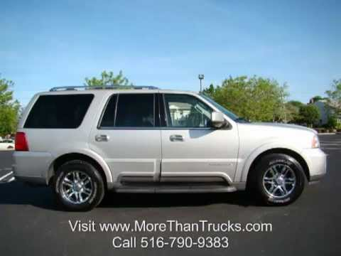 for sale 2004 lincoln navigator suv youtube. Black Bedroom Furniture Sets. Home Design Ideas