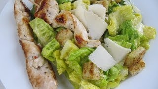 Caesar Salad | #yummypilgrim