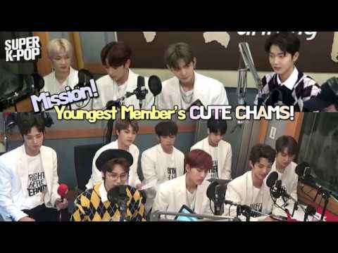 Super K-Pop 더보이즈THE BOYZ&39;s Episode on Arirang Radio : Youngest Member&39;s Cute Charms