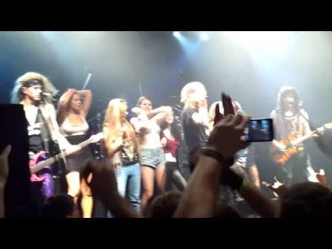Steel Panther Moscow, RU 22.02.2014 Gold-Digging Whore