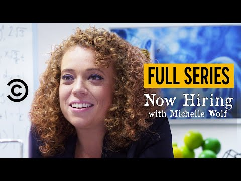The Most Awkward Job Interviews Imaginable - Now Hiring with Michelle Wolf