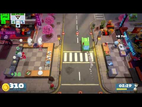 Overcooked All You Can Eat Overcooked 2 Stage 4-1 |