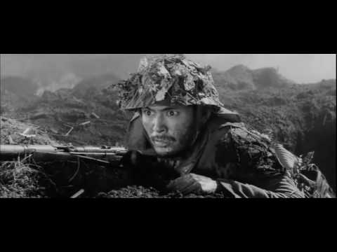 The Human Condition II: Road to Eternity - Ending scene of the battle