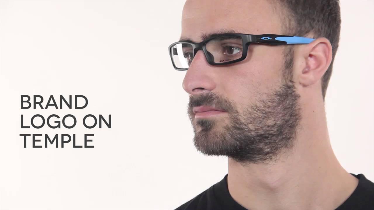 6db3b63c79e Oakley OX8027 CROSSLINK 802701 Glasses Review