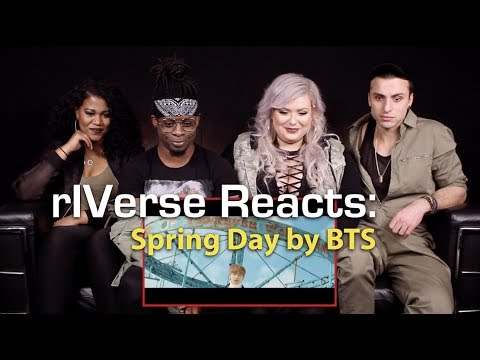 rIVerse Reacts: Spring Day by BTS - MV Reaction