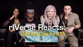 rIVerse Reacts: Spring Day by BTS - M/V Reaction