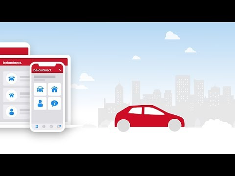 Belairdirect - Mobile Application And Client Centre