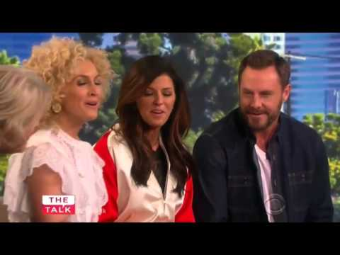 Little Big Town on The Talk (Mar 2nd, 2016)