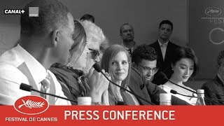 THE JURY - Press Conference - EV - Cannes 2017