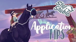 Tips On Applying F๐r Clubs || Star Stable Online