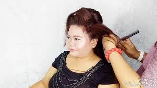 Tutorial hairdo serat