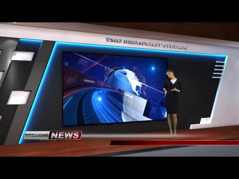 Professional Broadcast Studio Design - Ghana