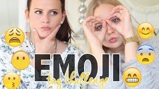 Emoji tag challenge | feat Emilie Brynildsen