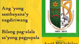 Awit ng Jubileo Lyrics Diocese of Cabanatuan