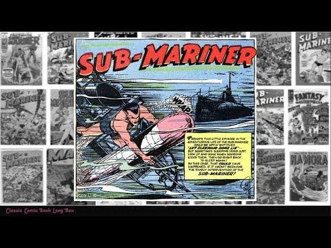 "Sub-Mariner: vol 1 #33, "" Let Sleeping Dogs Lie!"""