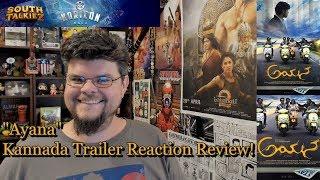 """Ayana"" Kannada Trailer Reaction Review"