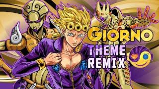 JoJo's Bizarre Adventure – GIORNO THEME Golden Wind [Styzmask Remix]