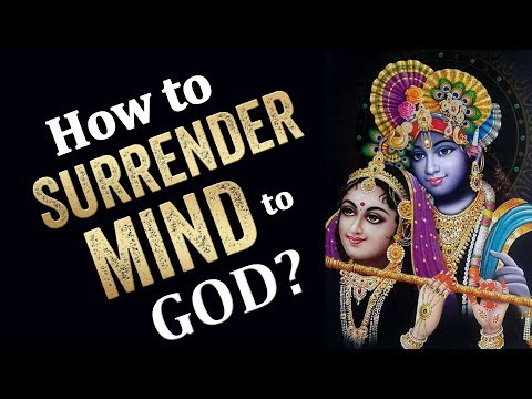 How to surrender mind to God | Q&A with Swami Mukundananda | JKYog Spiritual Retreat