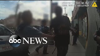 Video shows the fatal encounter between Chicago police and suspect thumbnail