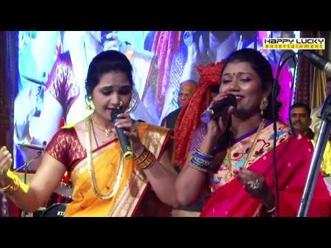 Pinga by Vaishali Made, Manisha Jambotkar Live HappyLucky Entertainment
