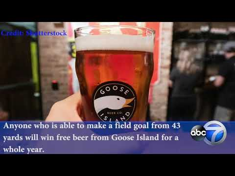 Skip Kelly - Think You Have What It Takes To Win Free Beer For a Year ?