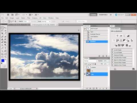 Adobe Photoshop CS5 Full Tutorial 2/2