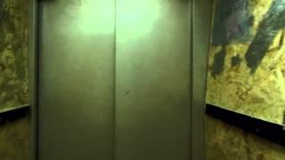 Скоростные испытания лифта марки