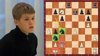 Magnus Carlsen's Worst