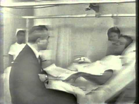 BEDSIDE INTERVIEW WITH JOHN CONNALLY AT PARKLAND HOSPITAL (NOVEMBER 27, 1963)