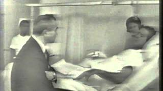 BEDSIDE INTERVIEW WITH JOHN CONNALLY AT PARKLAND HOSPITAL (11/27/63)