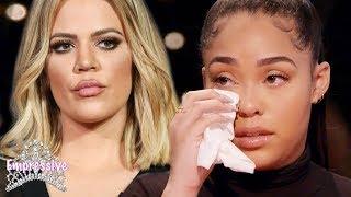 Khloe Kardashian disses Jordyn Woods! | Jordyn cries on the #RedTableTalk
