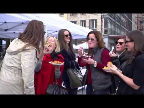 Taste Of the Seaport 2015