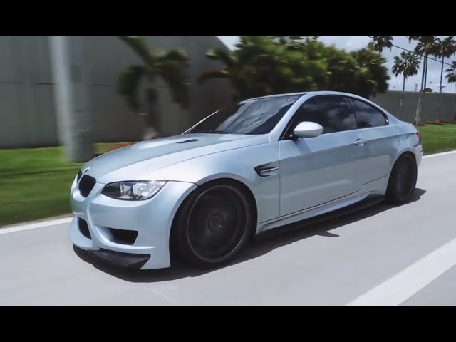 BMW M3 Amuse | Vossen 20'' VFS2 Concave Wheels | Rims