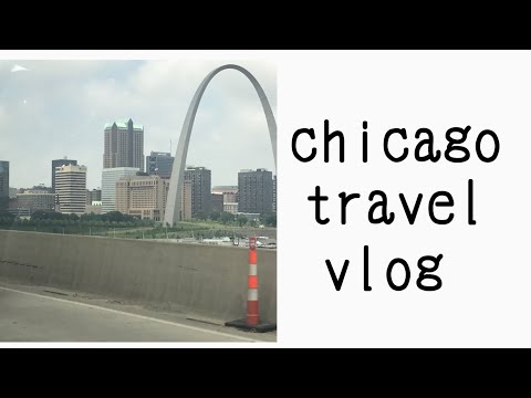 chicago vlog 1 (read description please:)