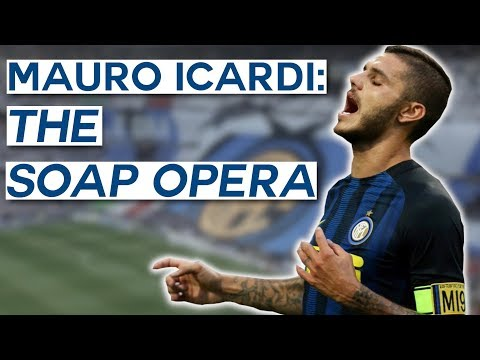 Why Clubs Hesitate When Considering Mauro Icardi: His Controversies, Maxi Lopez, and Wanda Nara