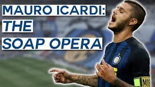 Why Mauro Icardi Has Been Dropped by Inter: His Controversies, Maxi Lopez, and Wanda Nara