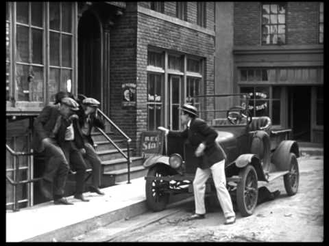 Slapstick clips - For Heaven's Sake (1926)