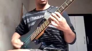 Kreator - Coma of souls Bass Cover