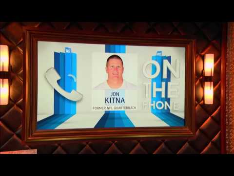Former NFL Quarterback Jon Kitna on The Winless Browns & His Experience Going 0-16 - 11/11/16
