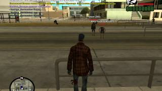 Видео урок для GTA SA:MP