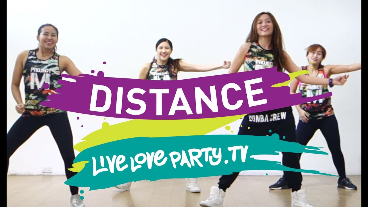 Distance by Omarion | Live Love Party | Dance Fitness