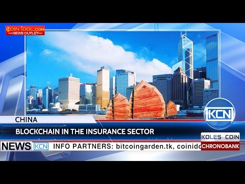 KCN 10 Chinese insurance firms test blockchain