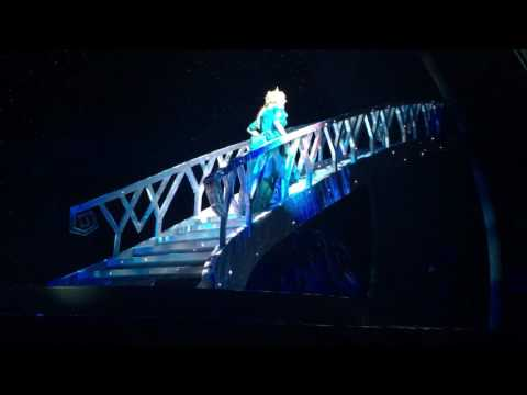 Elsa - Let it Go Live! Frozen at California Adventure Hyperion Theater