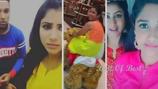 Raja Rani serial actress Semba cute and funny dubsmash videos