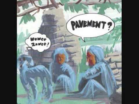Pavement - Black Out