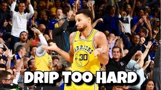 "Stephen Curry Mix~""Drip Too Hard""(Lil Baby)"