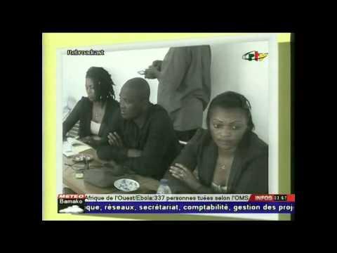 BLAS in Africa on Cameroon National TV, CRTV