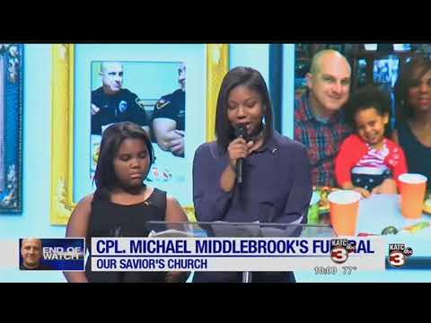 End of Watch: Cpl. Michael Middlebrook
