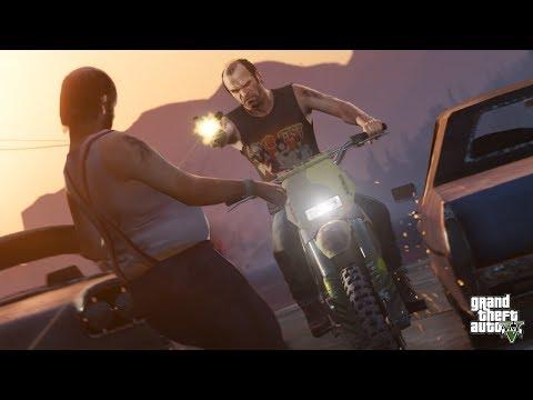 GTA 5 - Roade Rage (Trevor Style)