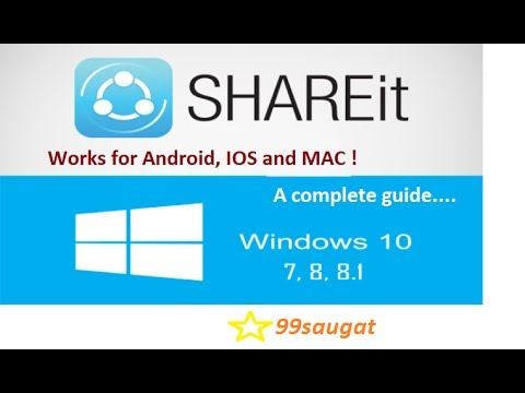 shareit pc windows 7 startimes